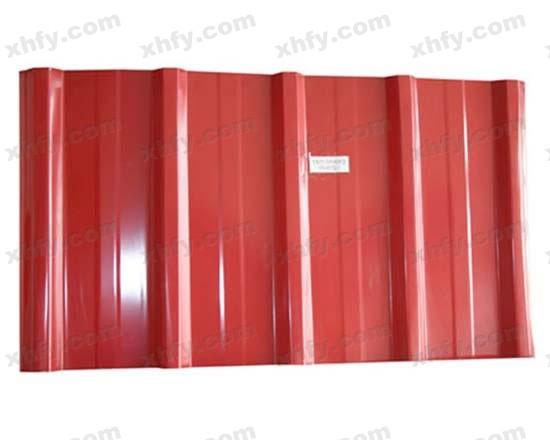 北京彩钢网提供生产新款彩钢瓦楞板厂家