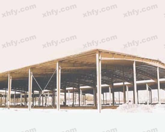 北京彩钢网提供生产新款钢架图片厂家