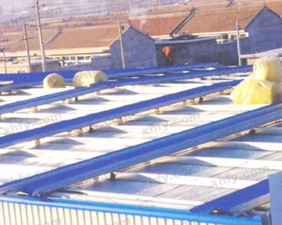 北京彩钢网提供生产钢架设备厂家