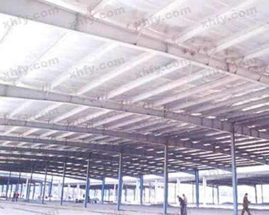 北京彩钢网提供生产大型钢架厂家
