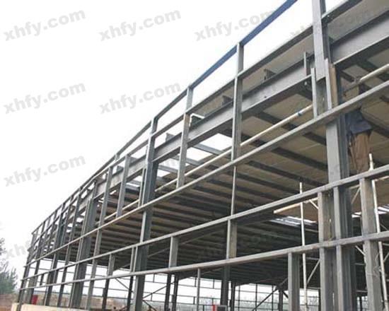 北京彩钢网提供生产钢架效果图厂家