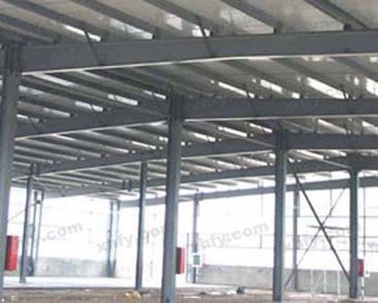 北京彩钢网提供生产840型钢架厂家
