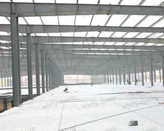 北京彩钢网提供生产金属钢架厂家