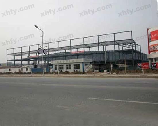 北京彩钢网提供生产钢架厂家厂家