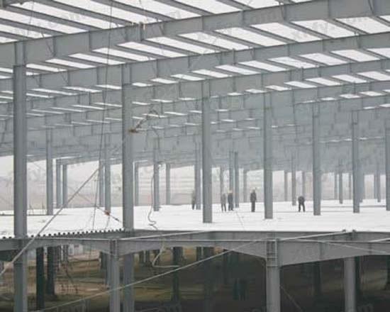 北京彩钢网提供生产北京钢架厂家